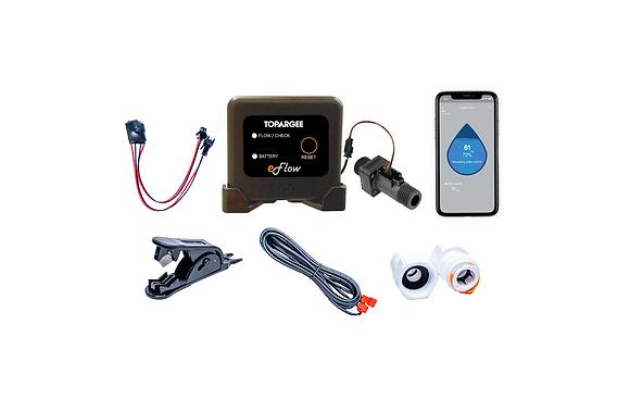 Bluetooth Water Gauge Package With 3m Sender Lead