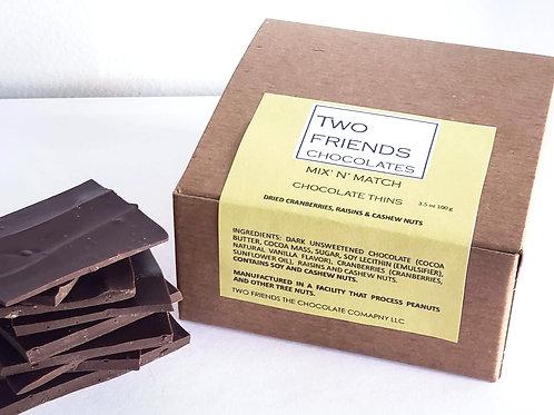 MIx 'N' Match Chocolate Thins