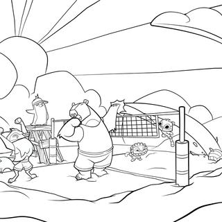 SUMMER GAMES 03
