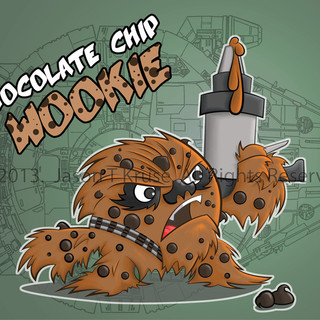CHOCOLATE CHIP WOOKIE