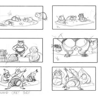 The Barnyard Sequence 05
