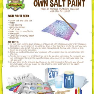 SALT PRINT