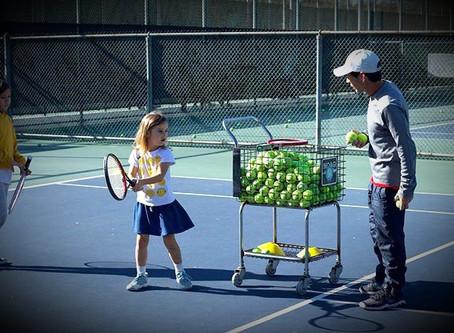 Smith: Tennis Needs to Start Fun to Remain Fun