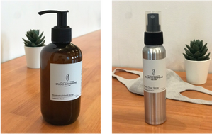 STUDIO BOWSPRINGオリジナル!天然アロマ商品で清潔&癒し空間を作りませんか?