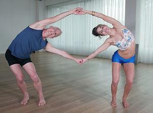Desi & John - holding hands crescent TIN