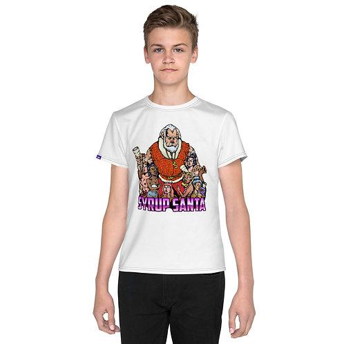 Youth Syrup Santa T-Shirt