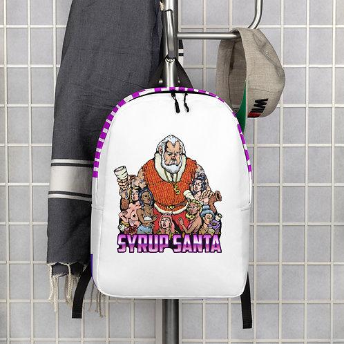 Syrupsanta Backpack