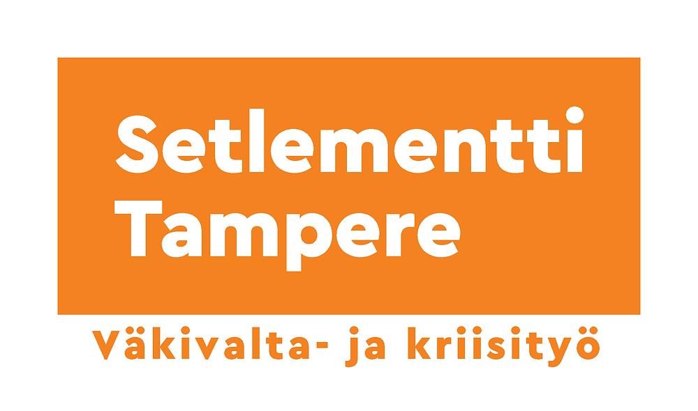 Setlementti Tampere Väkivalta- ja kriisityön logo