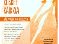 Tulossa: Väkivaltatyön foorumi Tampereella elokuussa!