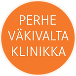 Perheväkivaltaklinikka logo