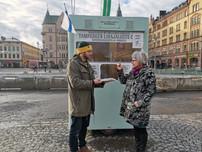 Setlementti Tampere ry jatkaa Keskustorin Nakkifakiirin toimintaa