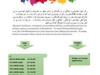 Persian- ja darinkielinen ryhmä nyt verkossa