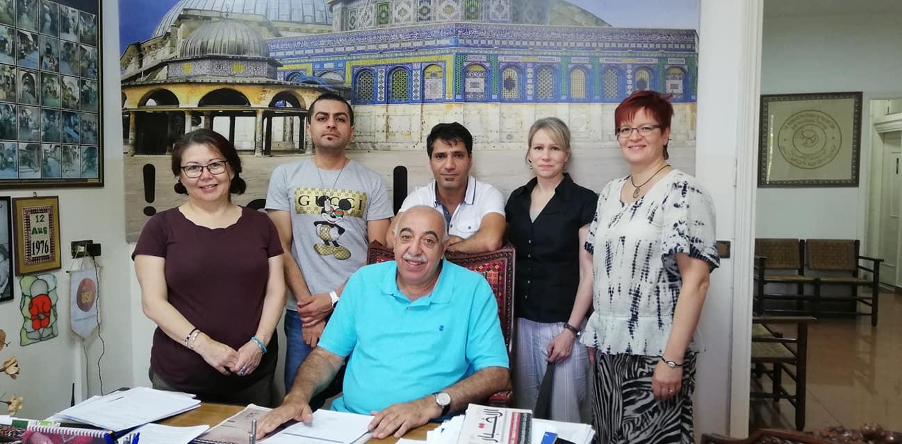 Beit Atfal Assumoud -järjestöltä.
