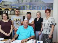 Didar-toiminnan työntekijät avartavalla matkalla Libanonissa