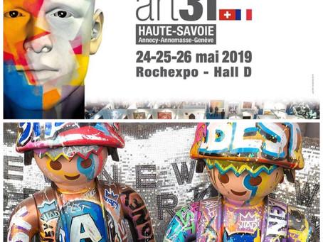INTERNATIONAL CONTEMPORARY ART FAIR ART3F