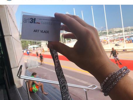 CANNES Palais des Festivals ART 3f Art VLADI