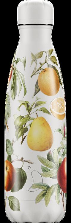 Chilly Trinkflasche Botanischer Früchte