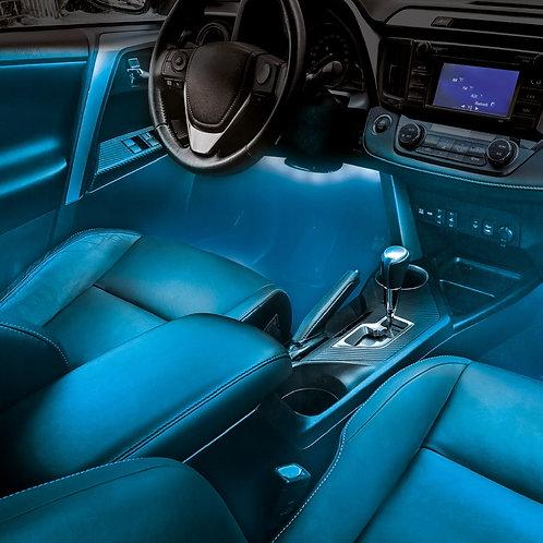 Auto Fußraumbeleuchtung