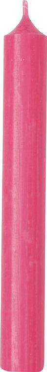 Stabkerze Cylinder candle pink