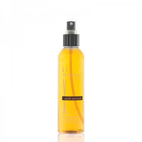 VANILLA & WOOD - Millefiori Raum Spray 150 ml