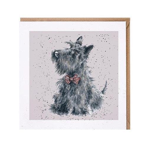 Tierkarten Wrendale Scotch Terrier