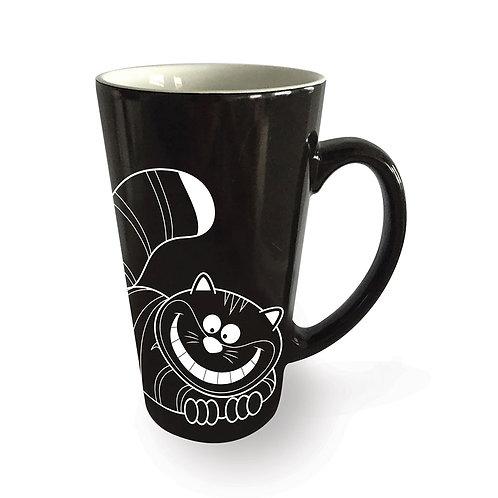 Grinsekatze Kaffeebecher