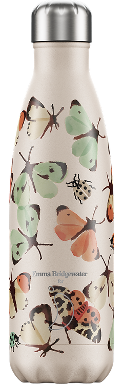 Chilly Trinkflasche Emma Bridgewater Butterfly & Bugs