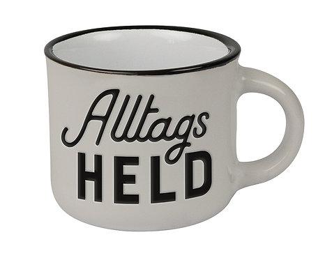 Espresso-Tasse Vintage Alltagsheld