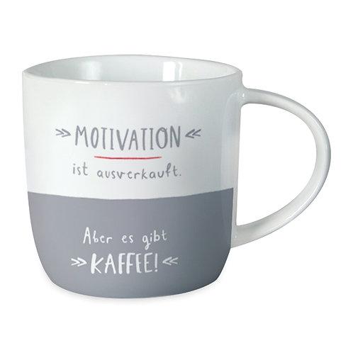 Tasse Gute Laune -Motivation ist ausverkauft