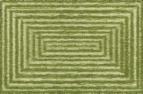 Fußmatte   Olive Stripes  waschbar