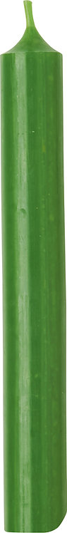 Stabkerze Cylinder candle grass green