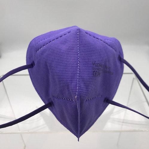 FFP 2 Maske violett