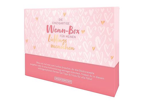 Wenn-Box Lieblingsmensch