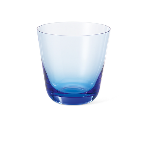 Dibbern Glas Capri 0,25L Azurblau