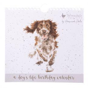 Geburtstagskalender Hund