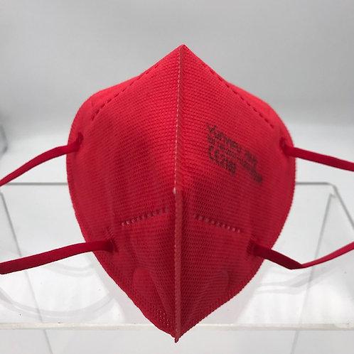 FFP 2 Maske rot
