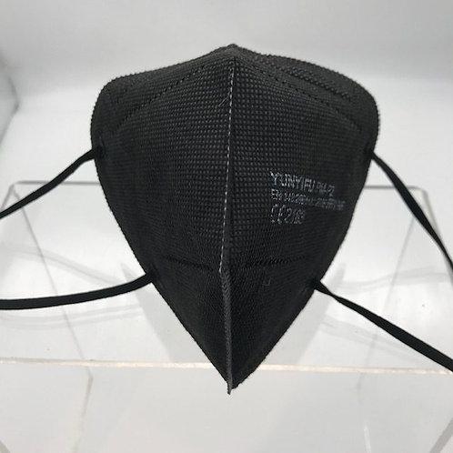FFP 2 Maske schwarz