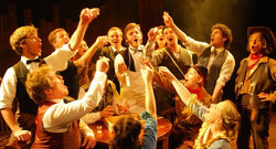 Calamity Jane -The Deadwood Stage