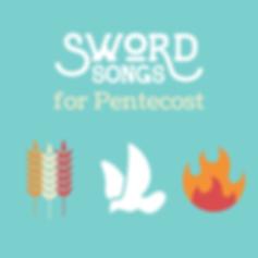 Sword Songs for Pentecost_Album Artwork.