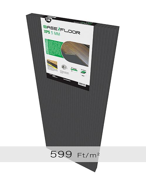 Alátét laminált padlóhoz BaseFloor XPS 5 mm
