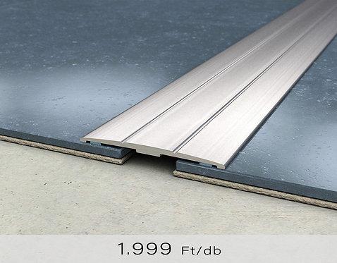 PF 3 Öntapadós áthidaló profil 40 mm Titán 0,9 m