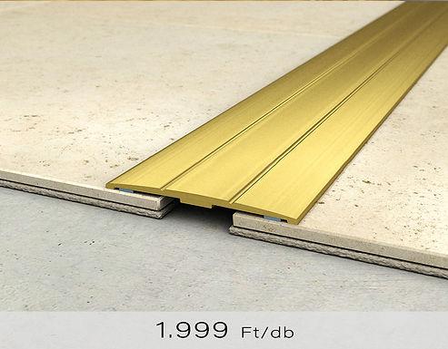 PF 3 Öntapadós áthidaló profil 40 mm Arany 0,9 m