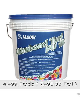 Mapei Ultrabond ragasztó műfűhöz