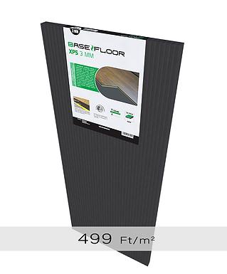 Alátét laminált padlóhoz BaseFloor XPS 3 mm