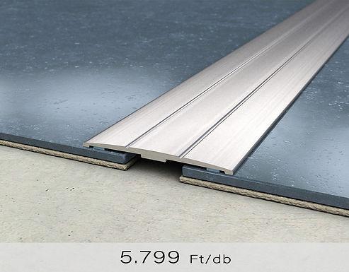 PF 3 Öntapadós áthidaló profil 40 mm Titán 2,7 m