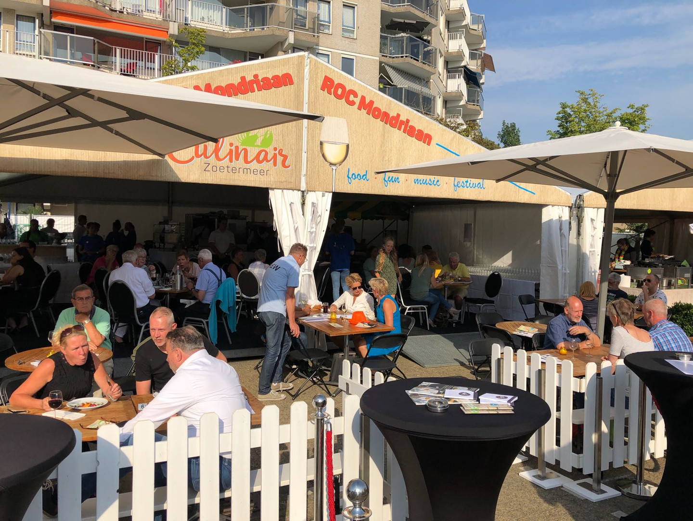 ROC Mondriaan tijdens Culinair Zoetermeer