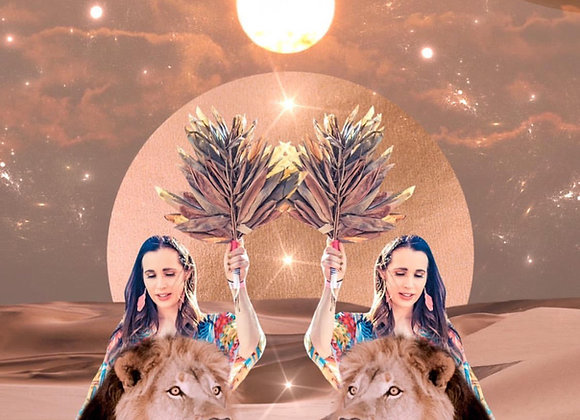 Shamanic Goddess Activation Package