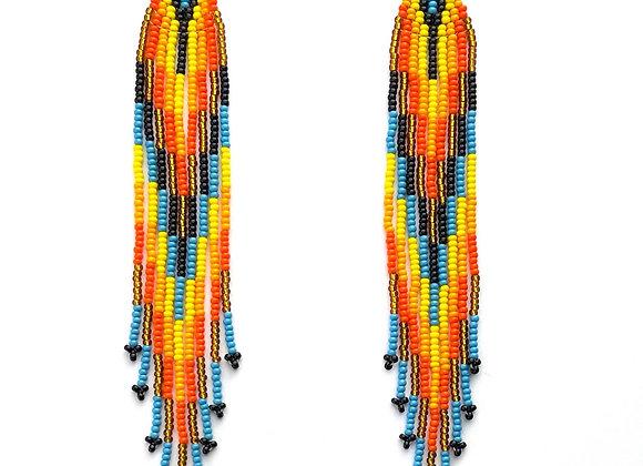 Parakeet Earrings