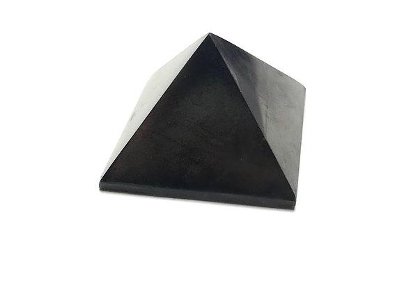 Shungite Pyramid for EMF protection