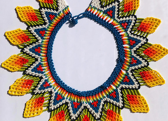 Embera crafted necklace